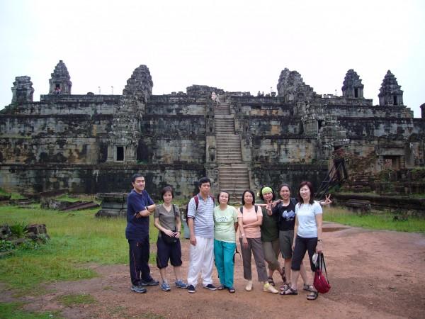 one for the record - Phnom Bakheng.