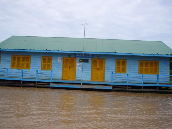 floating school.