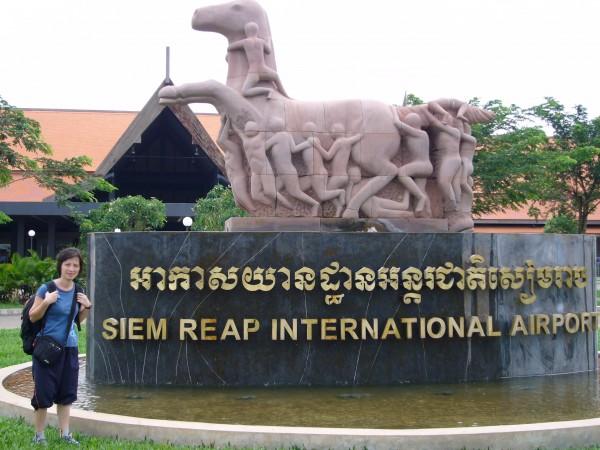bye bye Siem Reap...